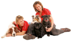Sydney dog trainers, Trudi & Julie